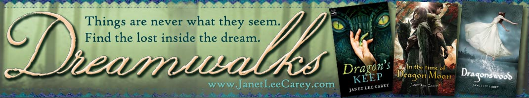 Janet Lee Carey-Dreamwalks