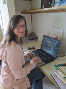 Janet-Writing
