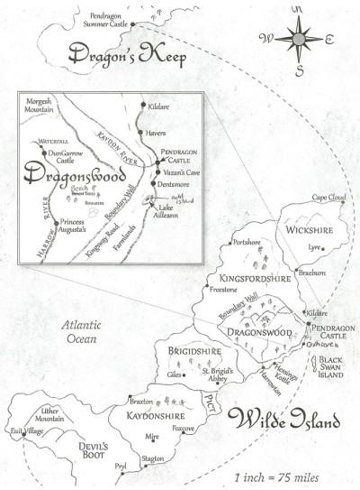Wilde Island Map