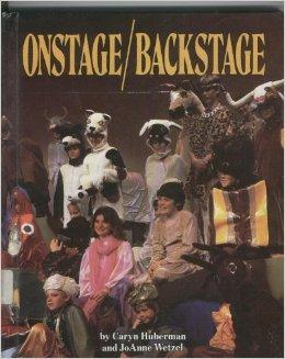 LL JoAnne W onstage backstage