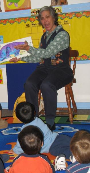 LL JoAnne W teacher Jeannie