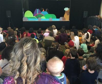 LL Kelcy Puppet Show
