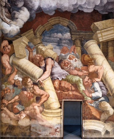 CC Janni Giulio_Romano_-_Fresco_on_the_north_wall_(detail)_-_WGA09554