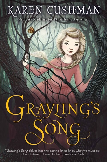 Karen C Grayling Cover