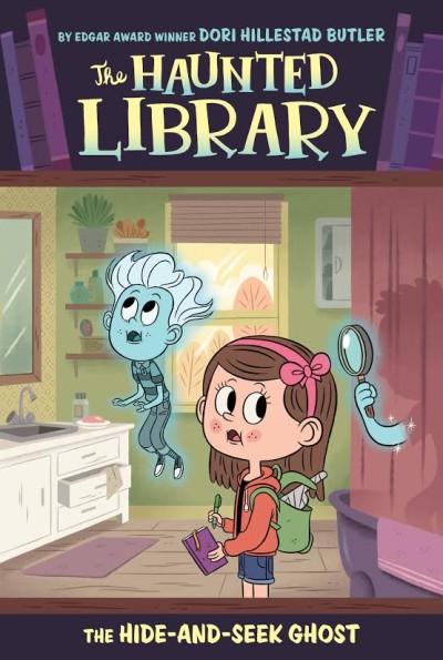 CC Dori Haunted Library 8