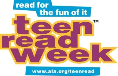 LL Readergirlz Teen-Read-Week